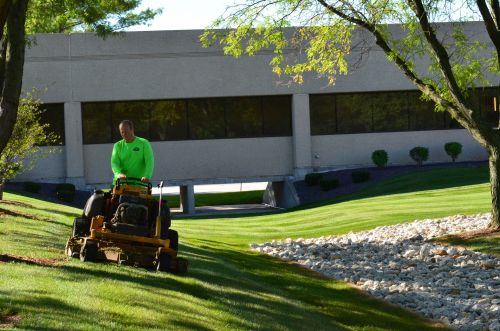 commercial mowing services