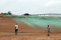 Seeding and Hydroseeding
